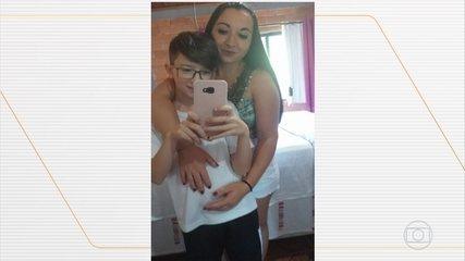 Mãe diz ter dado remédio a filho, mas laudo aponta estrangulamento  - Imagem 1
