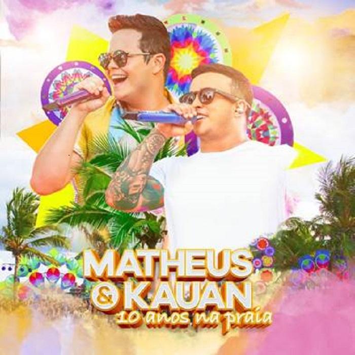 """Matheus e Kauan lançam DVD """"10 Anos na Praia"""", gravado em Recife - Imagem 1"""