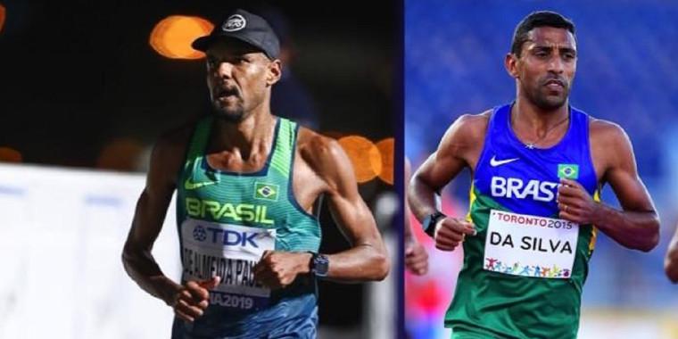 Maratonistas treinam no interior do país para Jogos Olímpicos em 2021