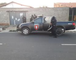 Polícia deflagra operação contra integrantes de facções criminosas em Teresina
