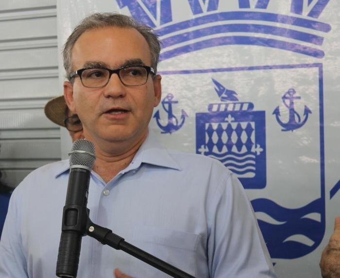 Firmino diz que distribuição do auxilio aos municípios não foi técnico - Imagem 1