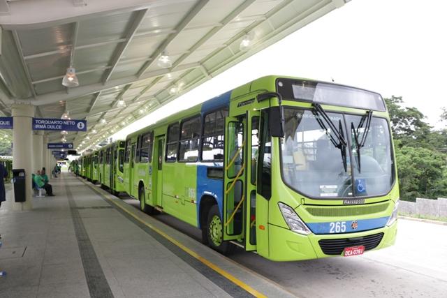 Ônibus vão circular dos bairros direto para o centro de Teresina - Imagem 1