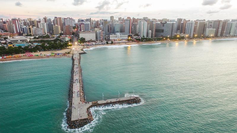 Fortaleza, CE (Foto: Jade Queiroz/MTur)