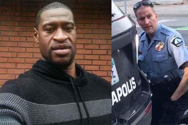 Esposa de policial acusado de matar homem negro nos EUA pede divórcio - Imagem 3