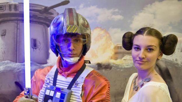 Fãs de Star Wars