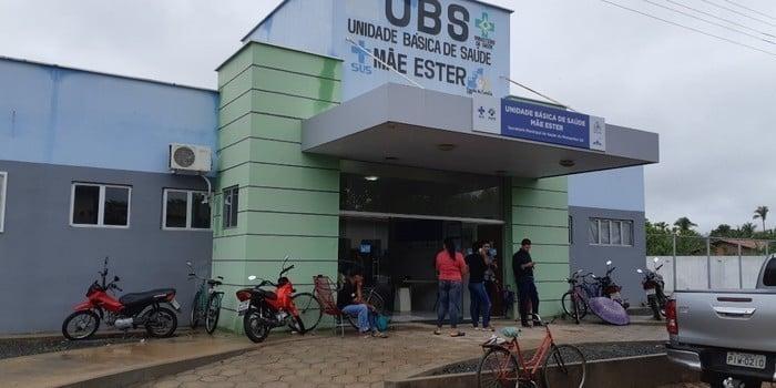 Ladrões  devolvem produtos de furto em Ubs de Monsenhor Gil