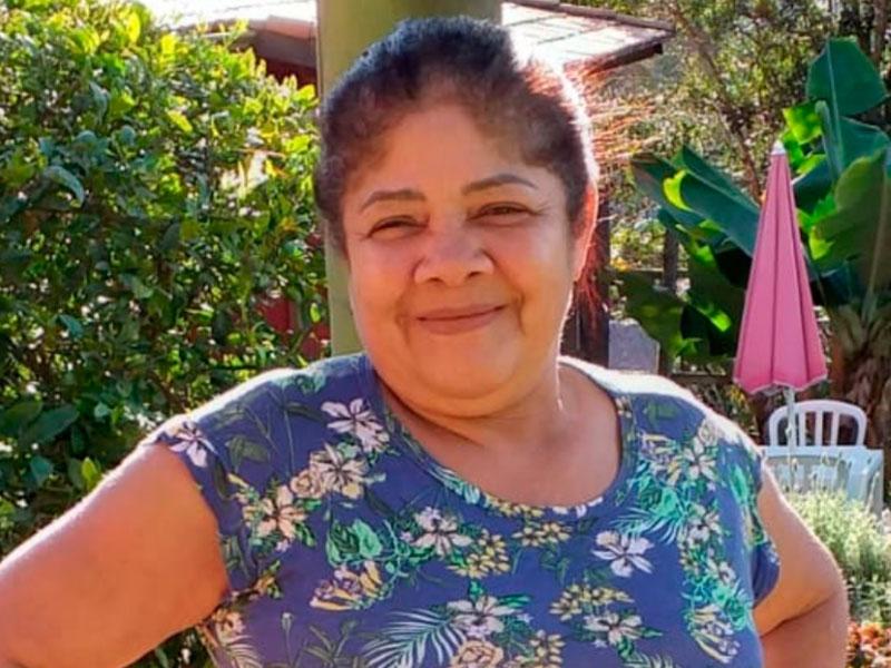 Maria Aparecida Duarte morreu no dia 3 de abril
