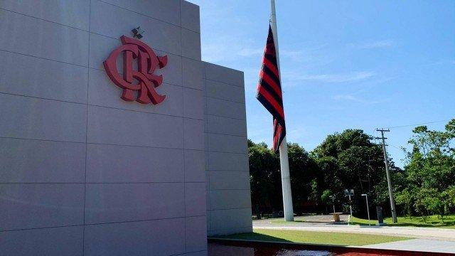 Sede do Flamengo. Foto: Divulgação