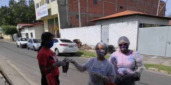 Combate ao Covid-19 em Monsenhor Gil é uma missão diária por parte da prefeitura