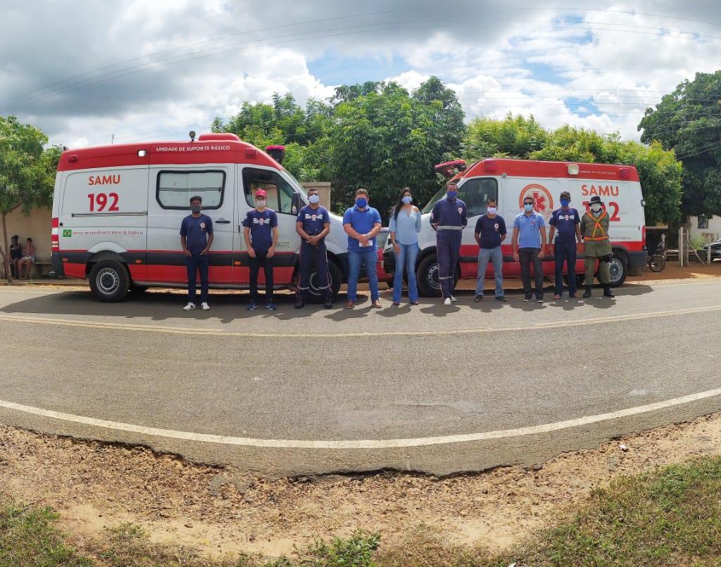 O Serviço Móvel de Urgência ( SAMU) de Santo Inácio do Piauí recebeu uma nova ambulância - Imagem 6
