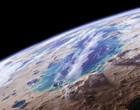 Evidências mostram que já correu um rio em Marte