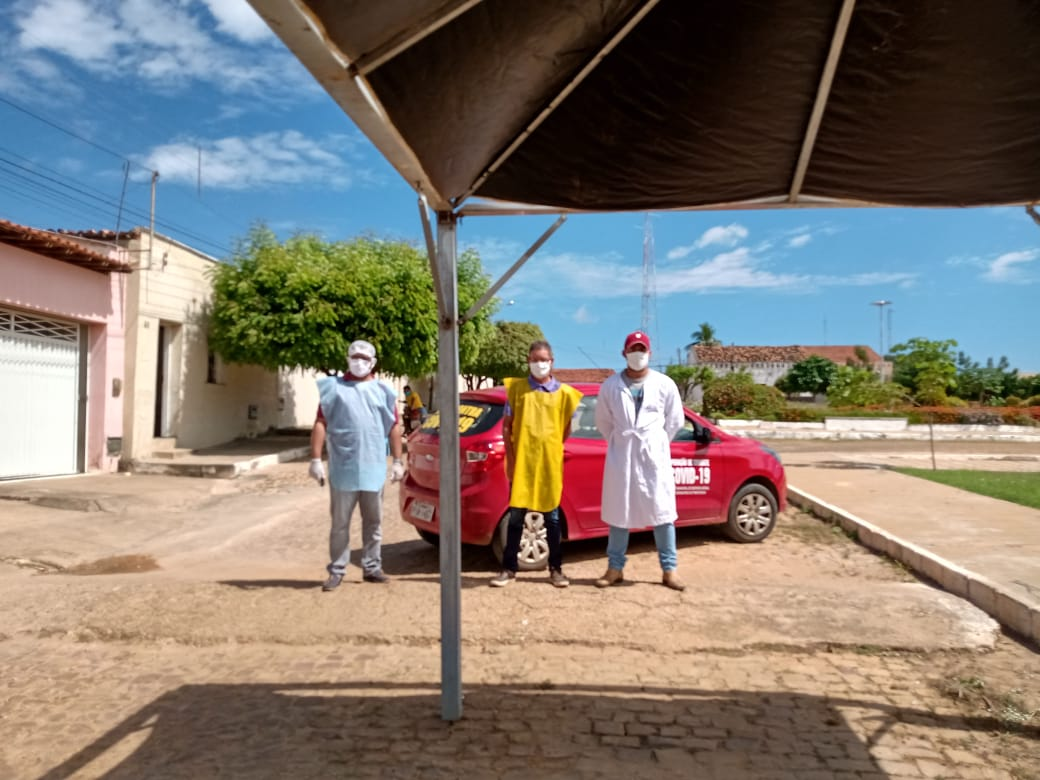 Barreiras Sanitárias estão 84 dias instaladas em pontos estratégicos da cidade. - Imagem 5