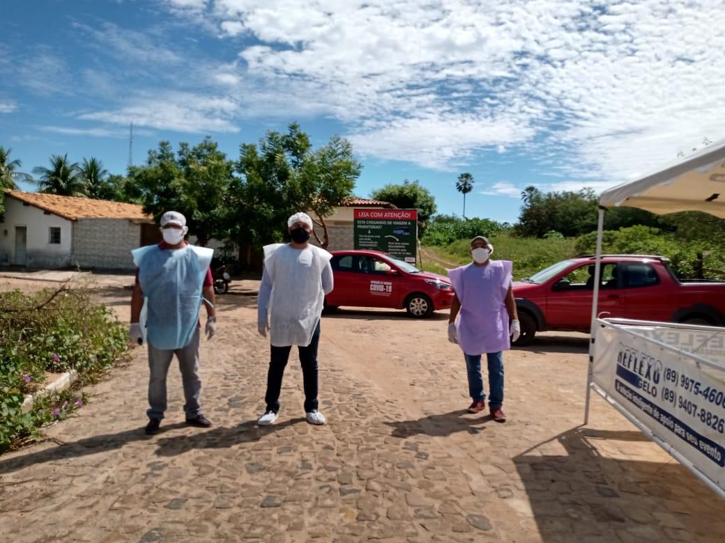 Barreiras Sanitárias estão 84 dias instaladas em pontos estratégicos da cidade. - Imagem 3