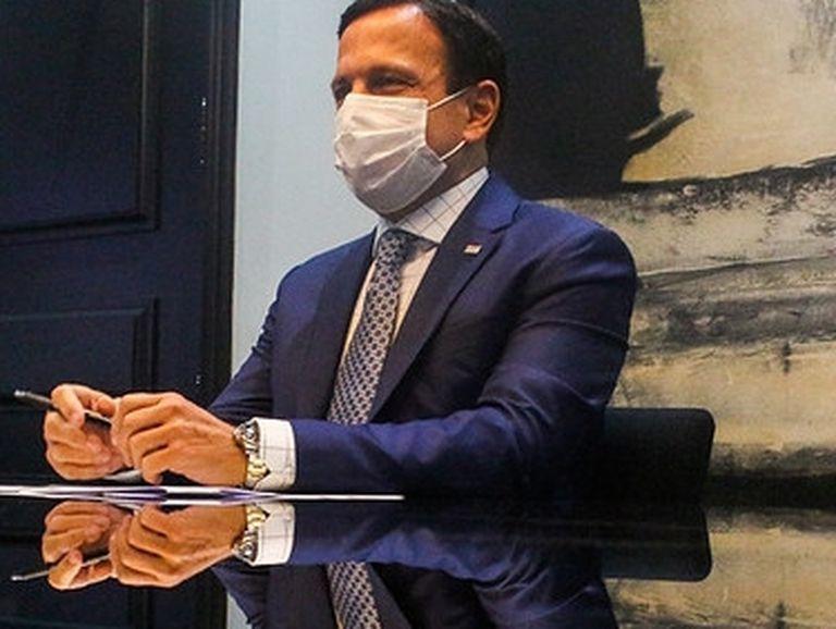 Covid-19: Governador João Doria prorroga quarentena até 28 de junho  - Imagem 1
