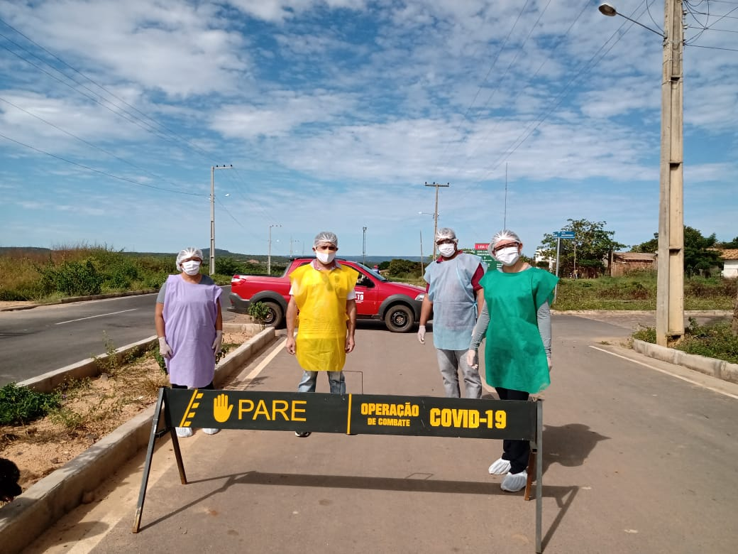 Barreiras Sanitárias estão 84 dias instaladas em pontos estratégicos da cidade. - Imagem 4