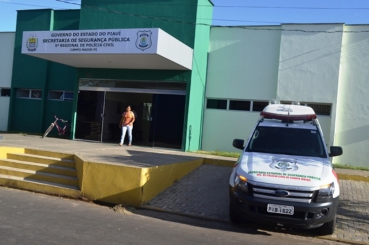 Idoso é preso acusado de estuprar criança de três anos em Campo Maior - Imagem 1