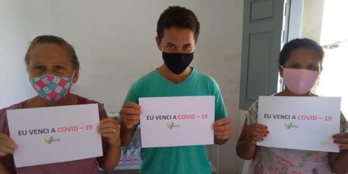 Joaquim Pires registra mais dois casos positivos e três pessoas recuperadas de COVID-19