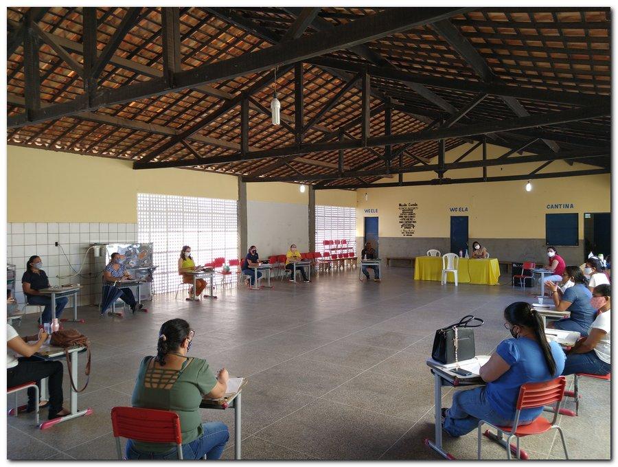 Reunião com a equipe gestora das escolas municipais  - Imagem 2