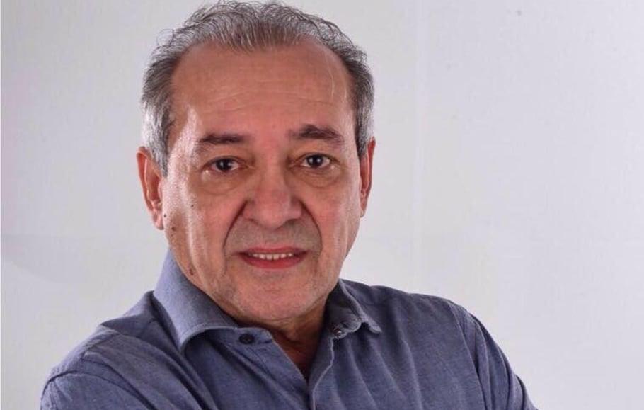 Jornalista Arimateia Azevedo