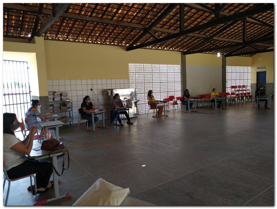 Reunião com a equipe gestora das escolas municipais  - Imagem 6