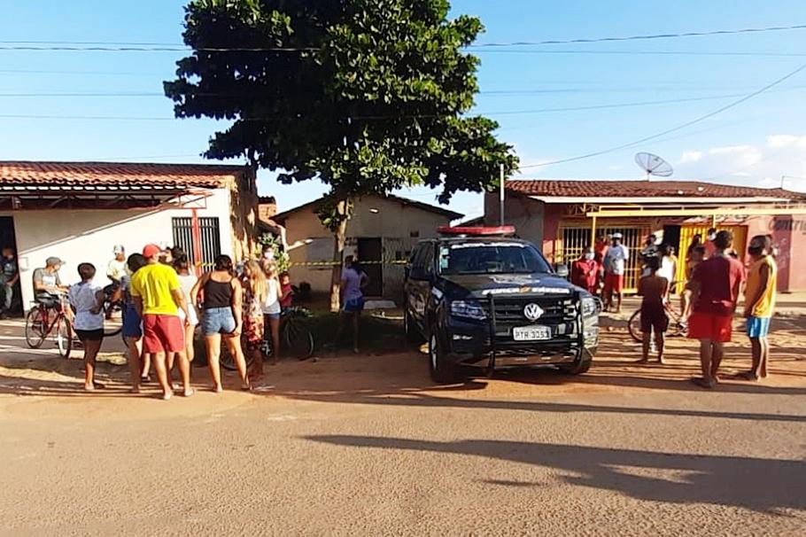 Vendedor de arrumadinho é executado a tiros na porta de casa em Timon - Imagem 1