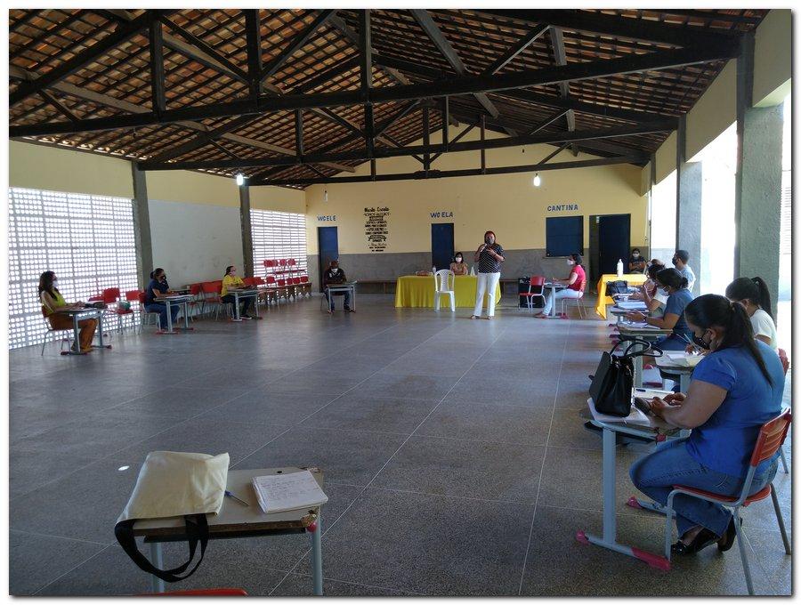 Reunião com a equipe gestora das escolas municipais  - Imagem 5