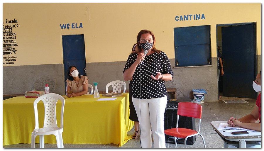 Reunião com a equipe gestora das escolas municipais  - Imagem 4