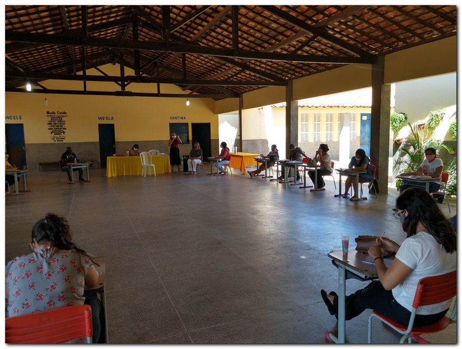 Reunião com a equipe gestora das escolas municipais  - Imagem 3