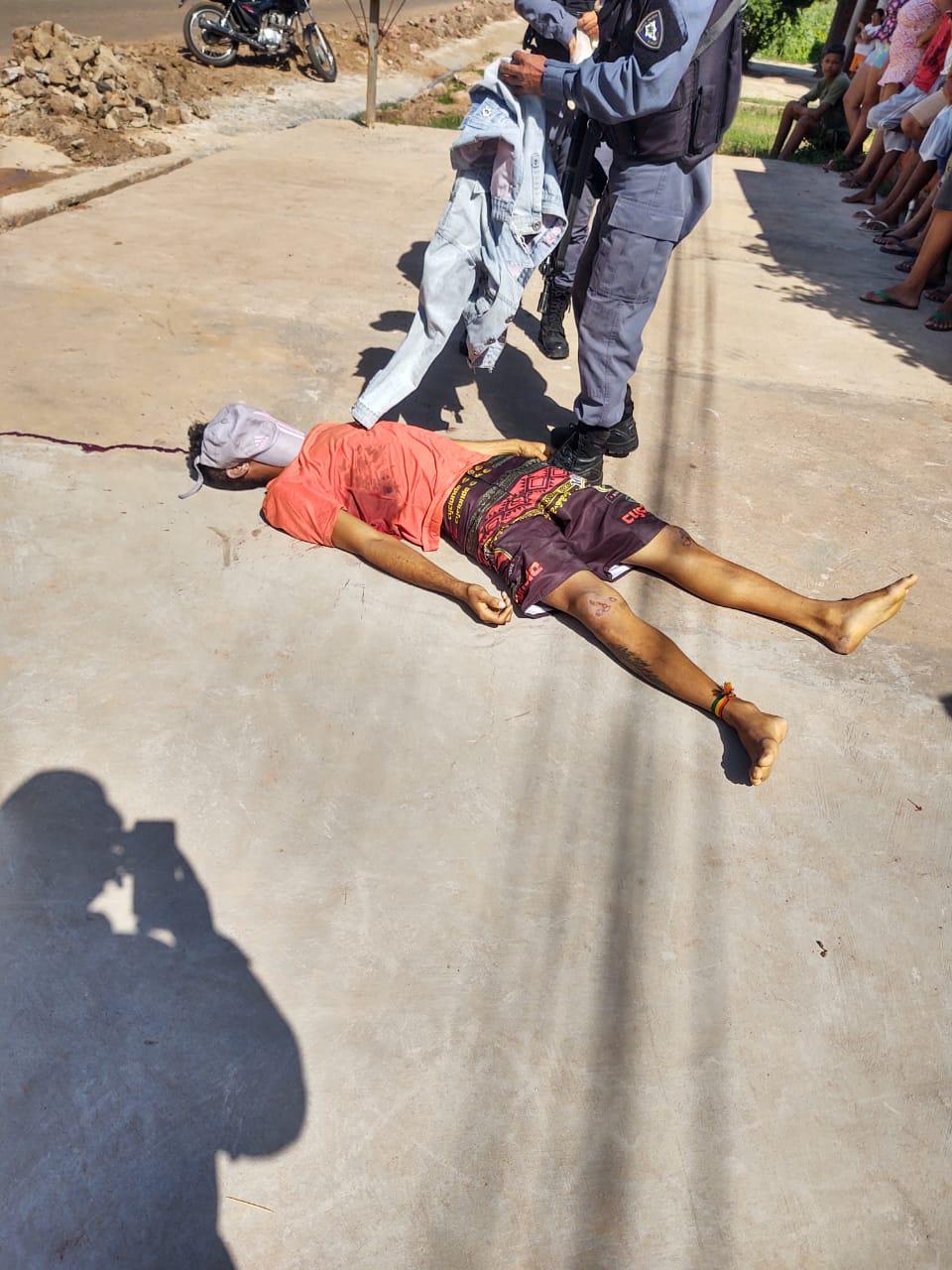 Homem é executado a tiros próximo a sua residência em Timon - Imagem 1