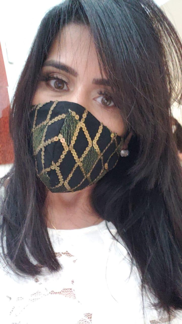 Apresentadora Mônica Freitas é diagnosticada com coronavírus - Imagem 1