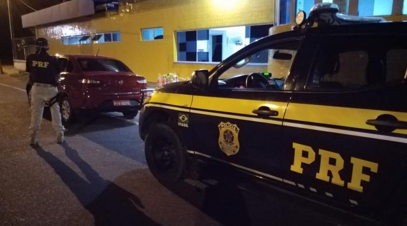 PRF resgata taxista amarrado e amordaçado durante sequestro no PI - Imagem 2