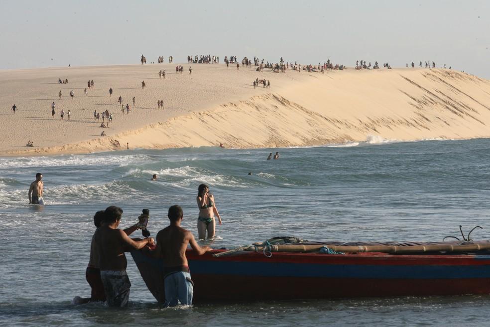 Moradores denunciam entrada ilegal de turistas em Jericoacoara - Imagem 2
