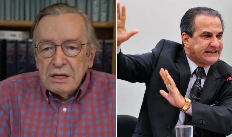 "Após Olavo ameaçar Bolsonaro, Malafaia rebate: ""astrólogo falido"" - Imagem 1"