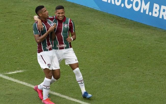 Fluminense vai enfrentar o Volta Redonda. Celso Pupo/Fotoarena/Agência O Globo