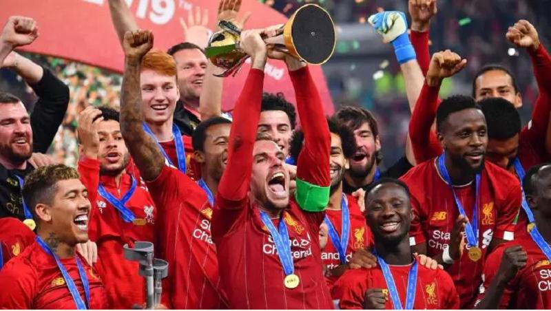Liverpool está na frente na volta da Premie League. Foto/Divilgação