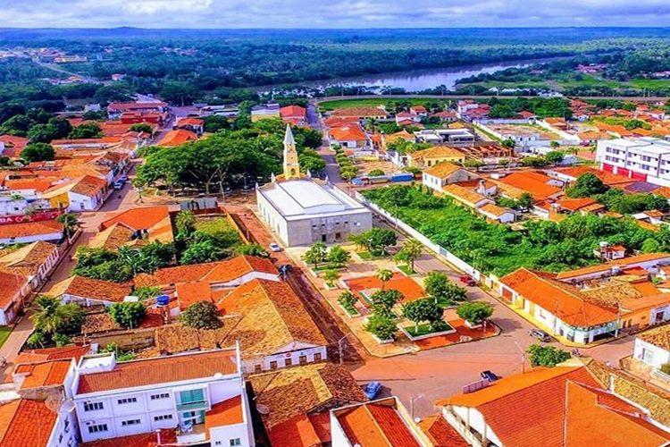 Esperantina, no Sul do Piauí