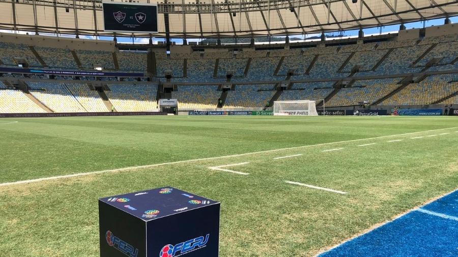 Maracanã. Divulgação/Fluminense
