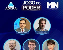 Ex-prefeito de SP, Fernando Haddad, participará do Jogo do Poder hoje