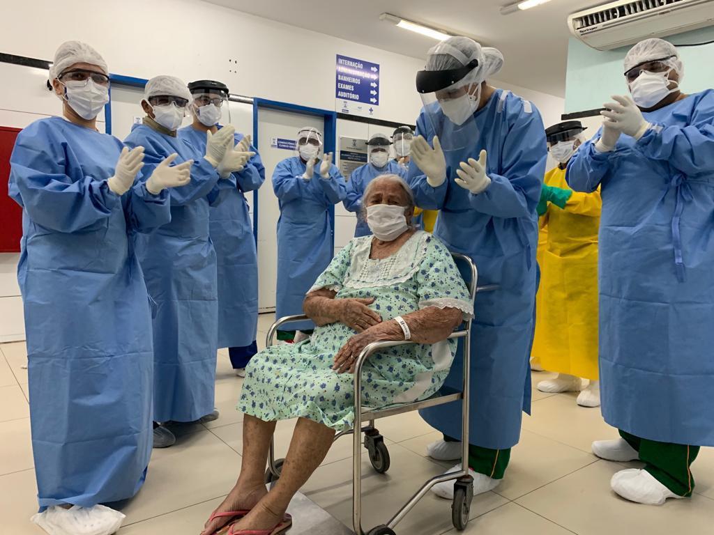 Covid-19: FMS registra 1.191 casos de pessoas recuperadas em Teresina - Imagem 1