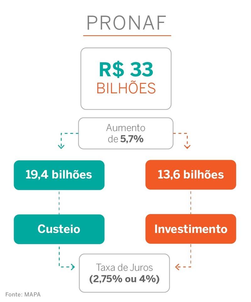 Plano Safra 2020/21 destinará R$ 236,3 bilhões para produtores rurais - Imagem 2