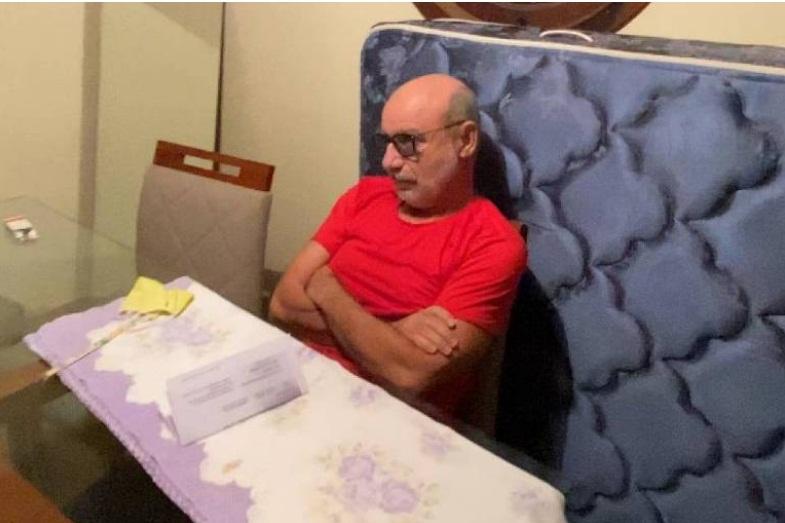 """Fabrício Queiroz tinha agenda com """"contatos"""" para ajuda em prisão  - Imagem 2"""