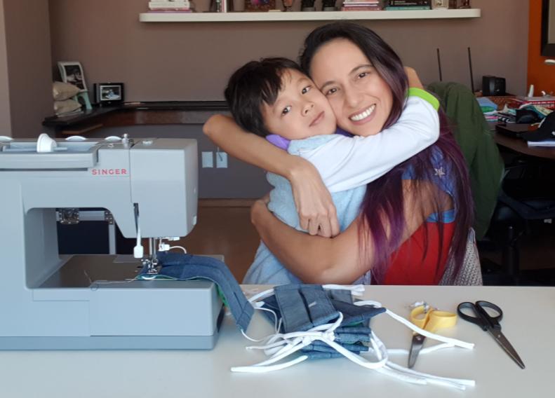 3 benefícios da costura como atividade para crianças na quarentena - Imagem 1