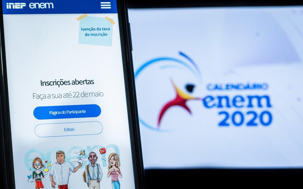 Inep inicia votação para definir novas datas do Enem 2020 - Imagem 1