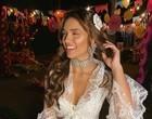 """Ex-BBB Rafa Kalimann comemora São João em casa: """"Tô de noivinha!"""""""