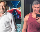"""José de Abreu chama Márcio Garcia de """"ex amigo"""" por causa de Bolsonaro"""