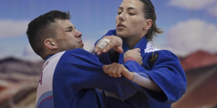 Seleção brasileira de judô leva 28 atletas para treinar em Portugal
