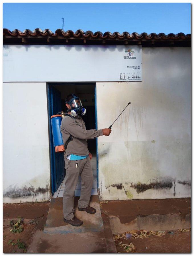 Ações de prevenção e combate ao novo coronavírus pela zona rural - Imagem 7