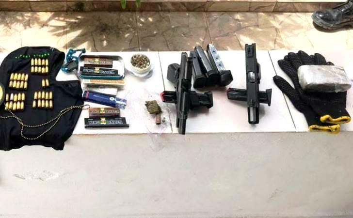 Operação realiza prisões e apreende armas e drogas no Piauí  - Imagem 3