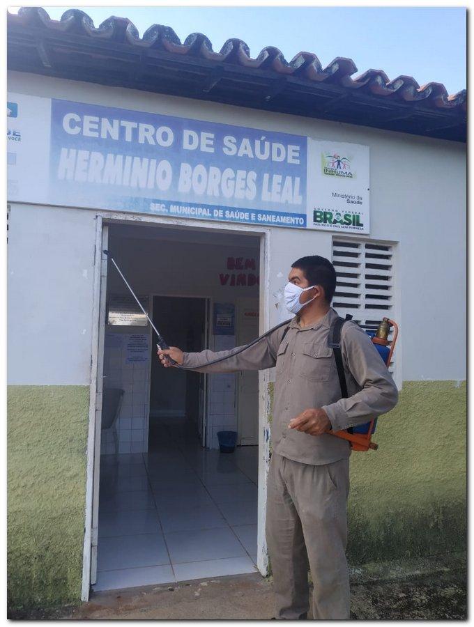 Ações de prevenção e combate ao novo coronavírus pela zona rural - Imagem 4