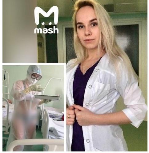 Enfermeira vai trabalhar de biquíni em hospital e choca pacientes - Imagem 1